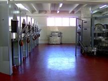 Impianto oleario Ferrara tradizionale a presse in acciaio inox